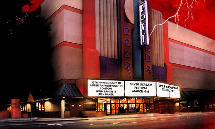 Silver Scream Film and Comic Festival - Roxy Stadium 14: One- or Three-Day Admission to the Silver Scream Film and Comic Festival on March 4–6 (Up to 46% Off)
