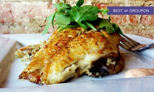 Wahoo! Grill: $67 for a Seafood Dinner for Two at Wahoo! Grill ($101 Value)