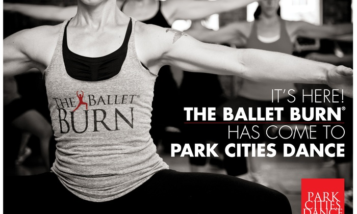 Park Cities Dance - Inwood Village: Ballet Burn Fitness Classes  at Park Cities Dance (Up to 76% Off). Three Options Available.