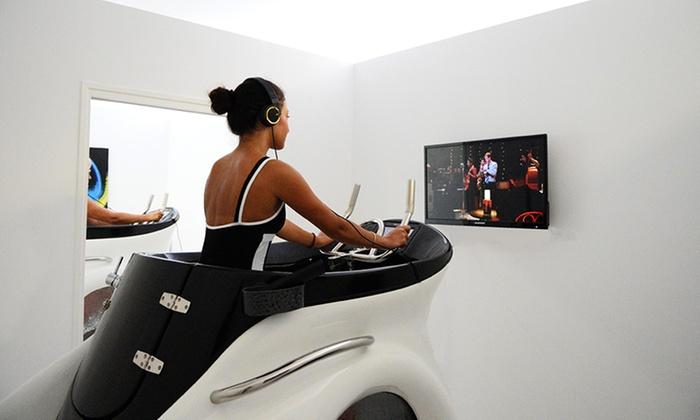 AQUADISIA - Biarritz: Aquabiking, lit hydromassant... 2 séances de 30 minutes de sport ou de bien-être  à 29,90 € chez Aquadisia