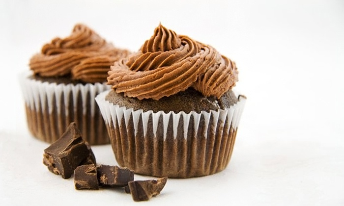 Midnite Confection's Cupcakery - Washington DC: $10 for Half a Dozen Signature Cupcakes at Midnite Confection's Cupcakery ($18 Value)