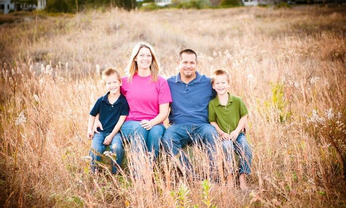 Jessica Light Photography - Charleston: 60-Minute Family Photo Shoot from Jessica Light Photography (75% Off)