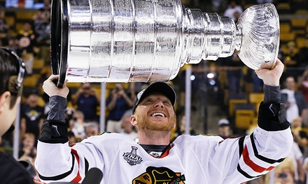 Memorabilia Signing from Chicago Blackhawk Brandon Saad, Marian Hossa, Rozsival, or Duncan Keith(Up to 38% Off)