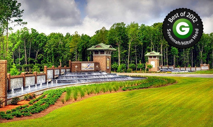 Hilton Head Lakes Golf - Hardeeville: $35 for an 18-Hole Round of Golf for Two with Cart Rental at The Golf Club at Hilton Head Lakes (Up to $90 Value)