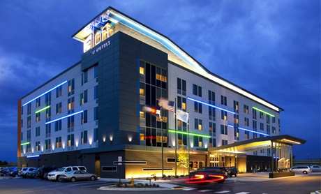 Stylish, Modern Hotel in Denver Suburbs