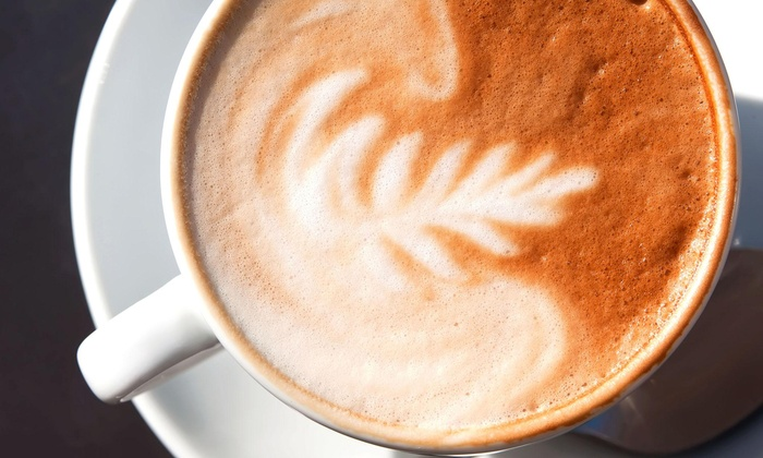 Divine Decadence Espresso - Northeast Lakewood: One Americano Coffee with Purchase of Any Specialty Coffee at Divine Decadence Espresso