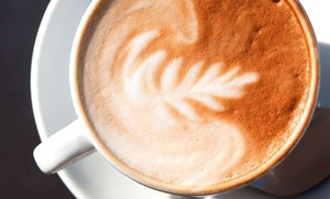 Divine Decadence Espresso: One Americano Coffee with Purchase of Any Specialty Coffee at Divine Decadence Espresso