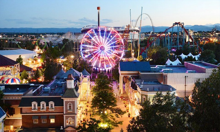 ... Up To 38% Off At Elitch Gardens Theme U0026 Water ...