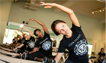 Club Pilates Villa Park Groupon