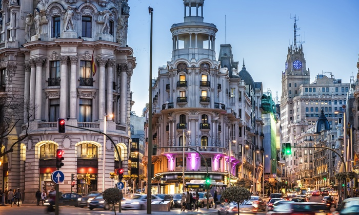 8-Day Tour of Spain with Airfare from Keytours Vacations