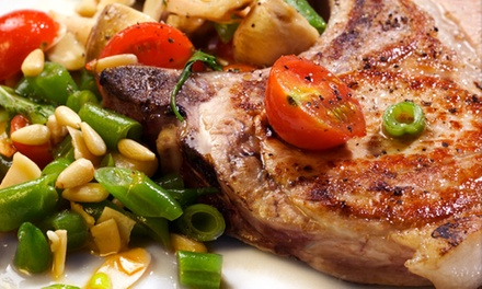 $25 for $45 Worth of Upscale Comfort Food for Dinner at Zambistro