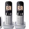 Panasonic 3-Handset Landline Telephone (Refurbished)
