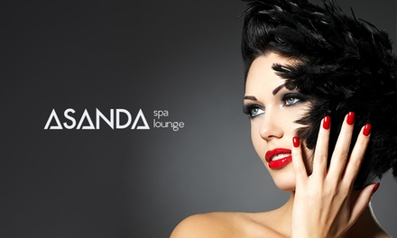 Manicures and Pedicures at Asanda Aveda Spa Lounge (Up to 42% Off)