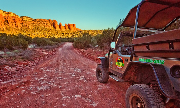 Arizona Safari Jeep Tours - Pine Del: $55 for One Jeep Tour - Choice of Three Tours at Arizona Safari Jeep Tours ($99 Value)