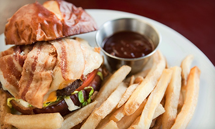 Butch Cassidy's Cafe - Park Place: Burgers and Bar Food at Butch Cassidy's Cafe (50% Off). Two Options Available.
