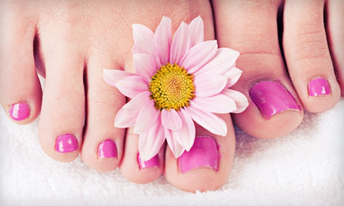 Richmond Beauty Bar - Downtown Toronto: One or Three Spa Packages with a Classic Pedicure and Paraffin Treatment at Richmond Beauty Bar (Up to 53% Off)