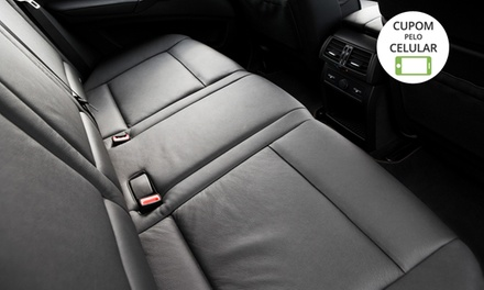 AD Couros – Guará: revestimento em couro ecológico para carros pequenos, médios ou grandes