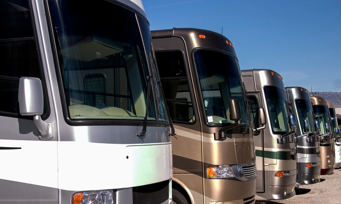 Crystal Clear RV Detail - Dallas: Interior Cleaning or Exterior Wash and Wax for a Boat from Crystal Clear Mobile RV Detail Services (53% Off)