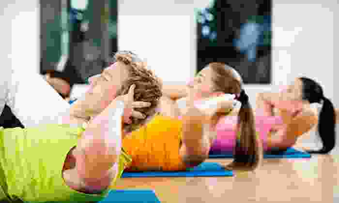 Gym of Buckhead - Sandy Springs: 10 or 20 Fitness Classes at Gym of Buckhead (Up to 84% Off)