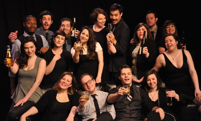 MCL Chicago - Lakeview: $25 for Two Tickets to VAMP: A Music Comedy Drinking Show at MCL Chicago ($41 Value)