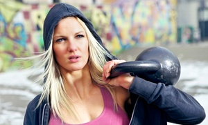ZB CrossFit: $39 for One Month Beginner CrossFit Classes at ZB CrossFit ($150 Value)