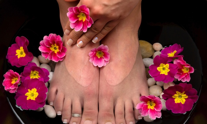 K Nails - Central Omaha: $40 for $60 Worth of Pedicures — K-Nails