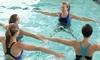 1-Month of Aqua Aerobics Classes