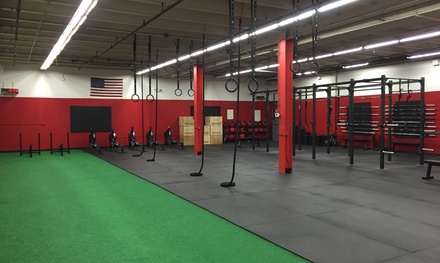 Four Weeks of Unlimited CrossFit Classes at Unrivaled Athletics (76% Off)