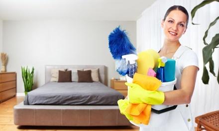 Hasta 20 horas de limpieza a domicilio o limpieza profunda integral desde 29,95 € en Servicios Integrales 5 Estrellas