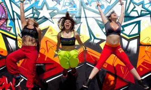 Exotic Fitness Studio: Two Weeks of Unlimited Zumba Classes at Zumba Exotic Fitness Studio (70% Off)