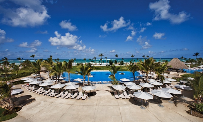 All Inclusive Hard Rock Hotel Punta Cana Stay With Airfare