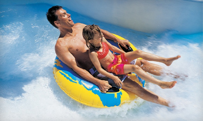 Chesapeake Beach Water Park - Chesapeake Beach: $9 for Water-Park Admission at Chesapeake Beach Water Park ($18 Value)