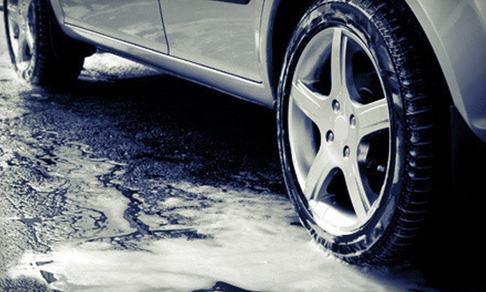 Texas Splish Splash Hand Car Wash - Multiple Locations: $24 for a Hand Car Wash and Liquid Wax at Texas Splish Splash Hand Car Wash (Up to $66 Value). Two Locations Available.