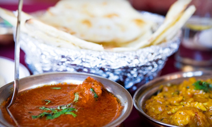 New Asian Village - York: $15 for $30 or $20 for $40 Worth of East Indian Cuisine and Drinks at New Asian Village