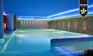Quintessentia Spa: Percorso spa, massaggio, aperitivo, cena e camera in day use per 2 persone (sconto fino a 77%)