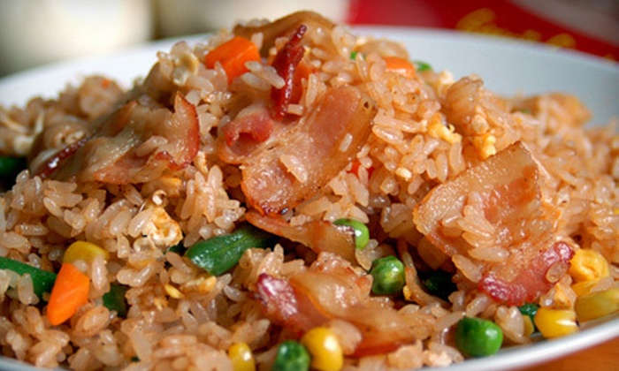 Just Fried Rice - Sunbelt Business Park: $10 for $20 Worth of International Cuisine at Just Fried Rice