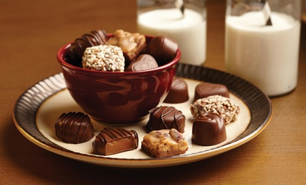 $30 or $50 Worth of Gourmet Chocolate and Candy from Ethel M Chocolates