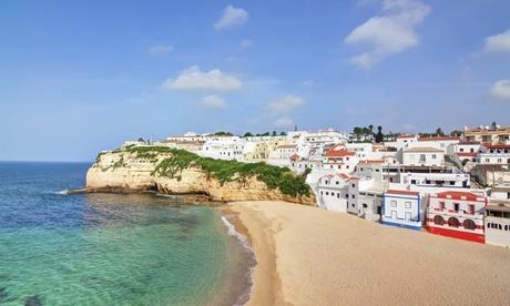 Algarve: 2 o 3 noches con desayuno en habitación doble en el Hotel Navegadores Oferta en Groupon