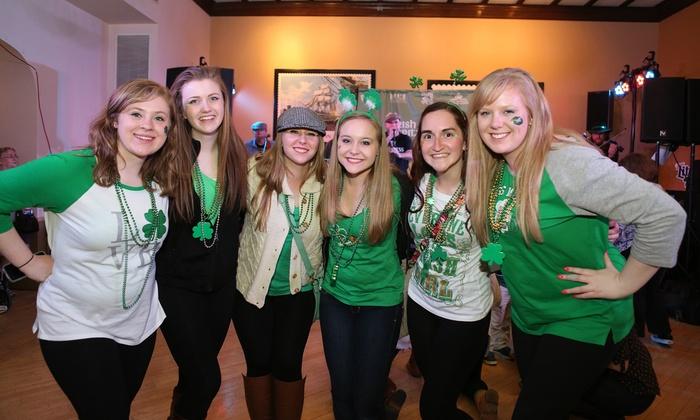 St. Patrick's Festival - Irish American Heritage Center: St. Patrick's Festival for Two on Saturday, March 12, at 1 p.m.