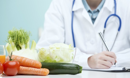 Visita nutrizionale con Vega Test