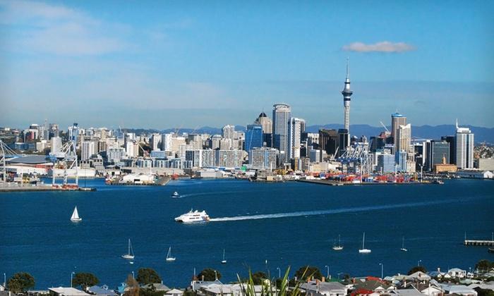 12-Day Tour of New Zealand and Fiji - Auckland 1140 : 12-Day, 9-Night Tour of New Zealand and Fiji with Airfare from PacificIslands.com