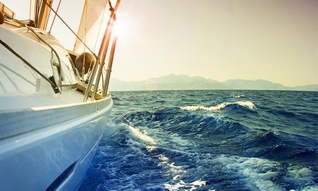 Curso de 48 horas de Patrón de Embarcaciones de Recreo (PER) por 99 € y con 4 u 8 horas de prácticas desde 139 €