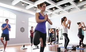 Evolution Yoga: Two, Four, or Six Yoga Classes at Evolution Yoga (Up to 66% Off)