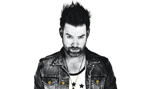 David Cook: David Cook: Digital Vein Tour 2016 on Friday, March 18, at 8 p.m.