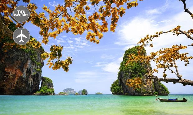 Krabi: 4-Star Hotel + Flights 0