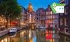 Best Western Zaan Inn - Zaandam: Okolice Amsterdamu: pokój comfort dla 2 osób ze śniadaniem i parkingiem w Best Western Zaan Inn