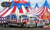 Circus Vegas on Wheels