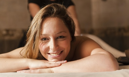 A 60-Minute Full-Body Massage at Dharma Healing Hands (50% Off)