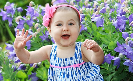 $99 for One-Hour Portrait Session with CD of 50 Photos from Joel Marion Photography ($500 Value)