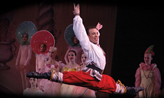 "California Ballet - Core-Columbia: Three Show Package or ""The Nutcracker"" (Up to Half Off). 24 Options Available."